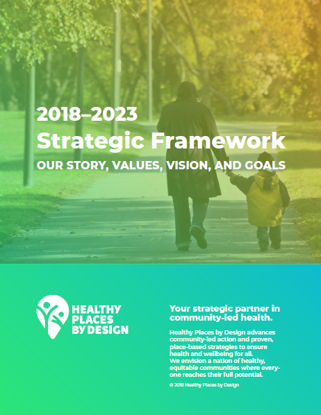 Strategic Framework Cover Page
